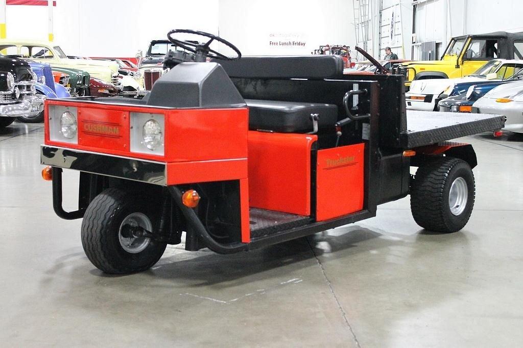 1987 cushman truckster