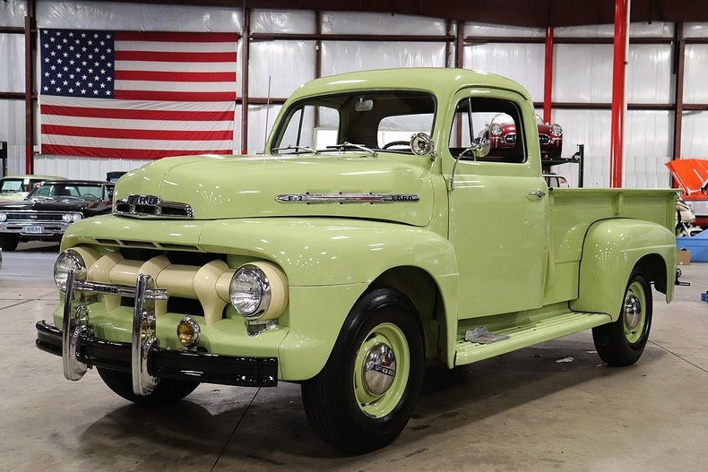 sold inventory gr auto gallerysoldribbon 1951 ford f1