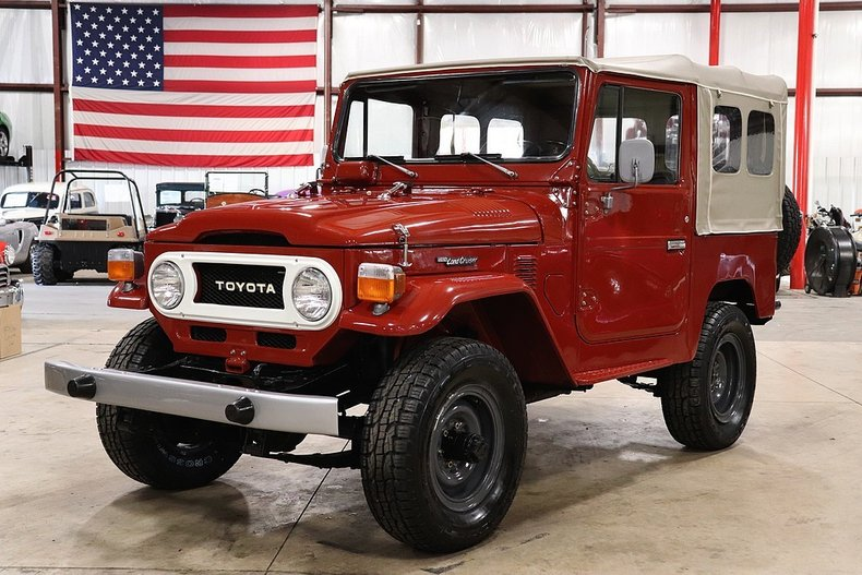 1978 Toyota FJ 40 For Sale