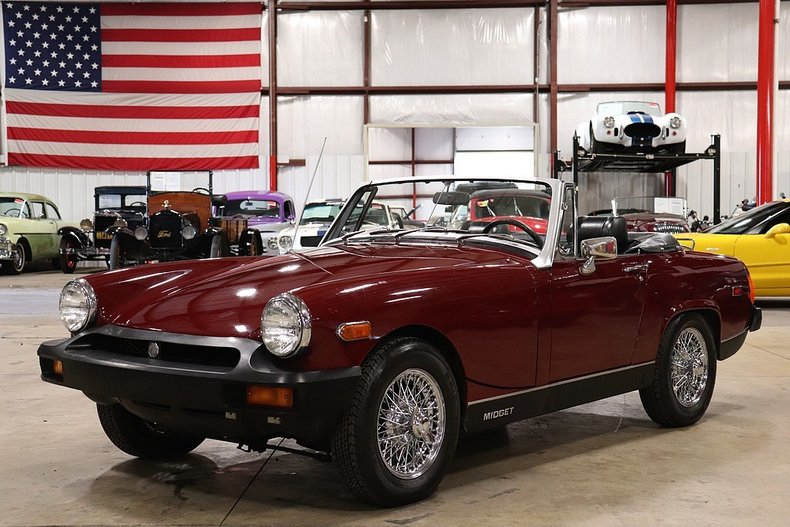 1975 MG Midget For Sale
