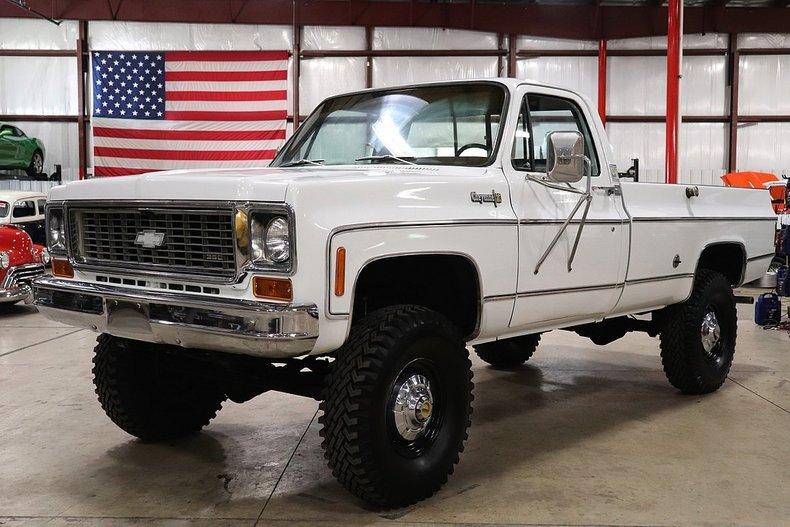 1973 Chevrolet K-20 For Sale