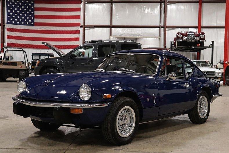 1972 Triumph GT6 For Sale