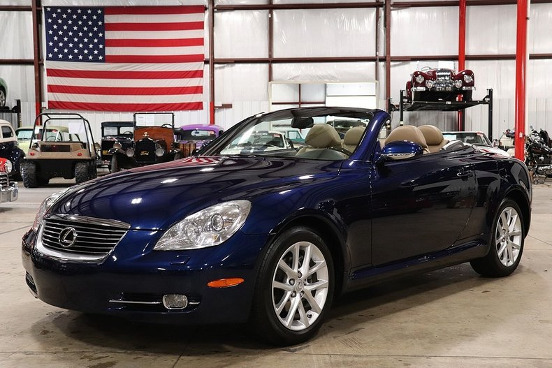 2006 Lexus SC430 For Sale