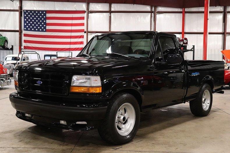 1995 ford f150 lightning
