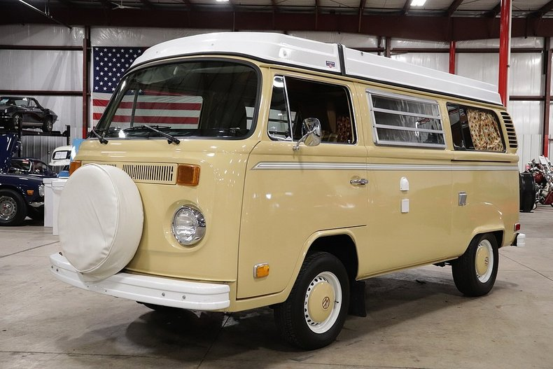 1978 Volkswagen Westfalia For Sale