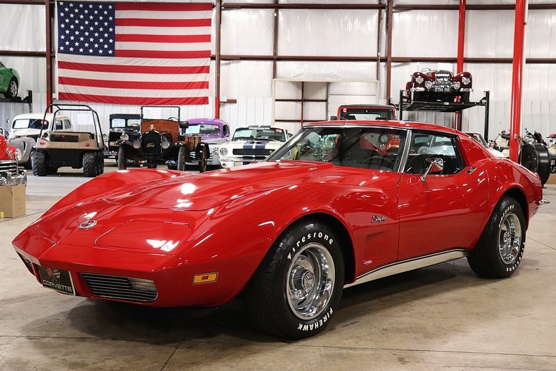 1973 Chevrolet Corvette For Sale