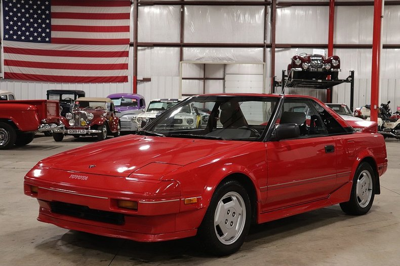 1986 Toyota MR2 For Sale