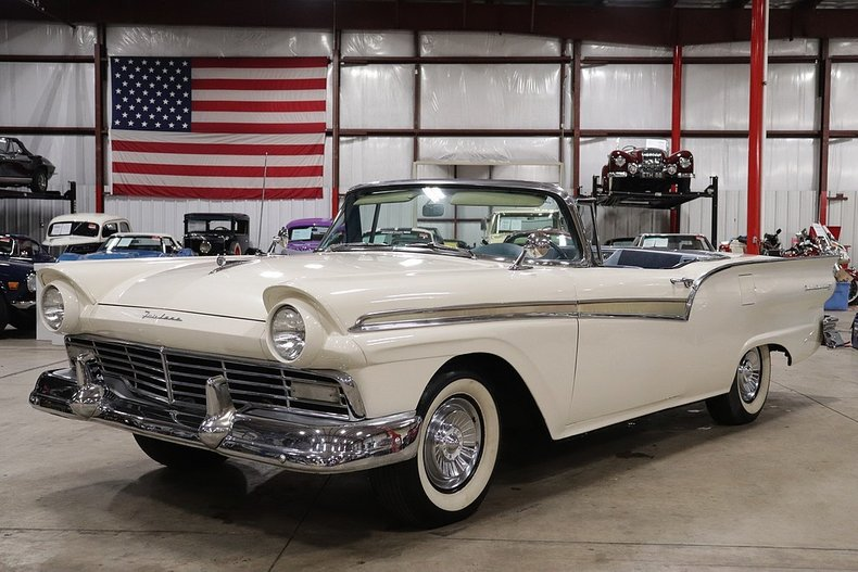 1957 Ford Fairlane 500 For Sale