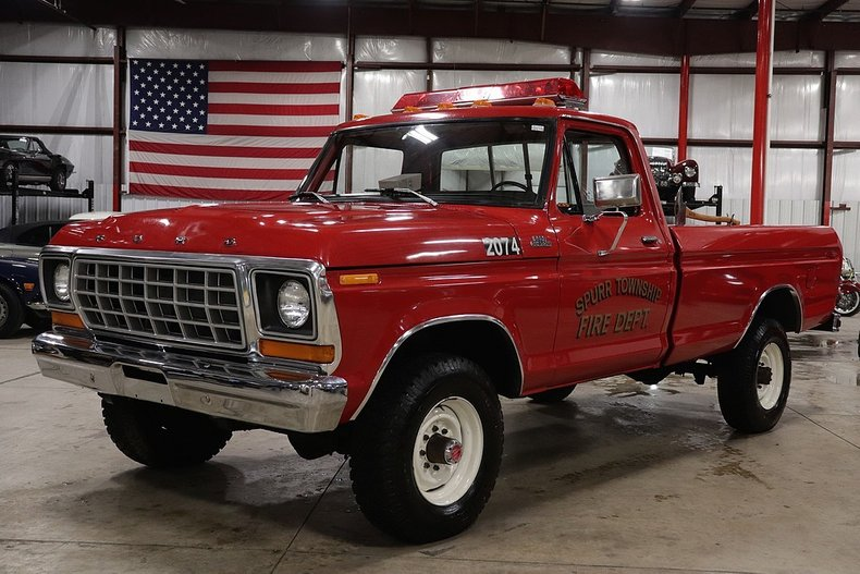 1978 Ford F250 >> 1978 Ford F250 For Sale 107767 Mcg