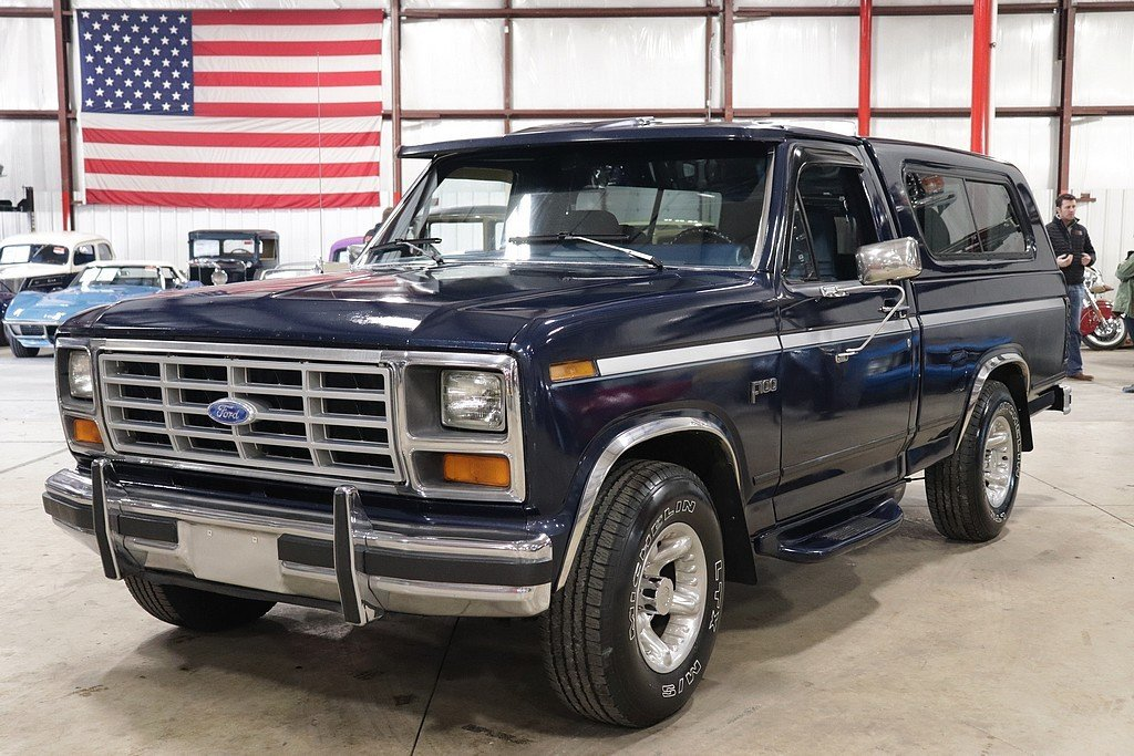1983 ford f100