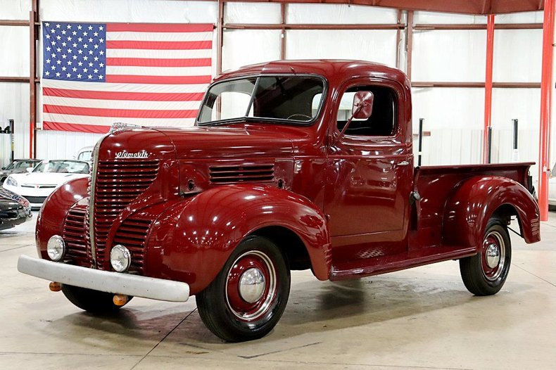 1939 Plymouth Pickup For Sale