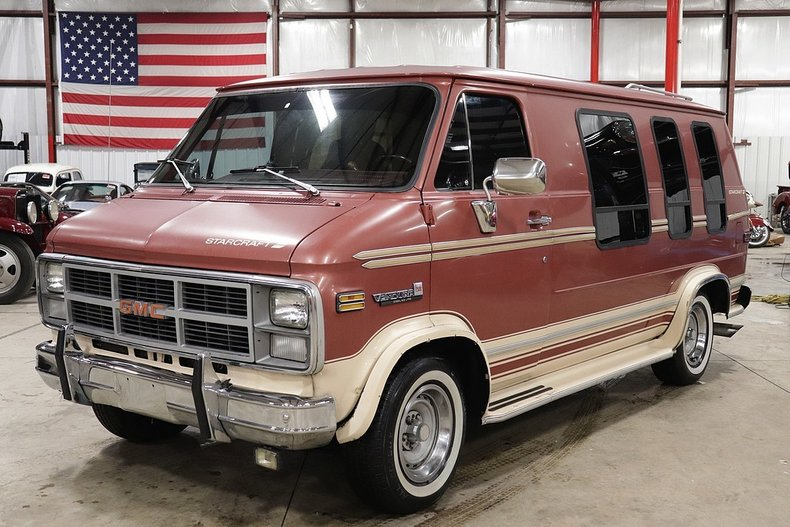 1984 GMC Vandura For Sale