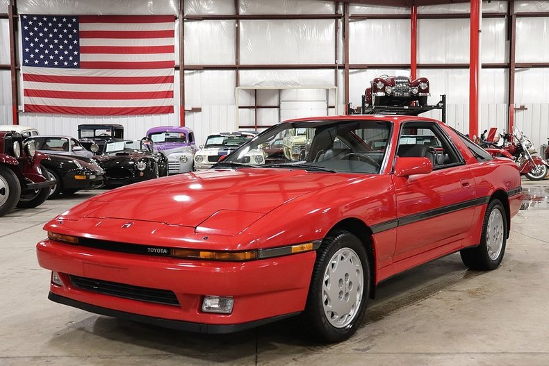 9332cb98e745 Details about 1988 Toyota Supra --