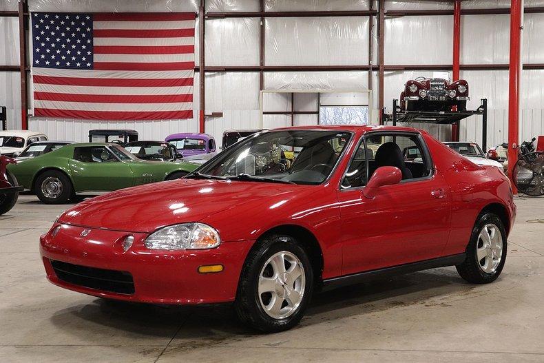 1993 Honda Civic For Sale