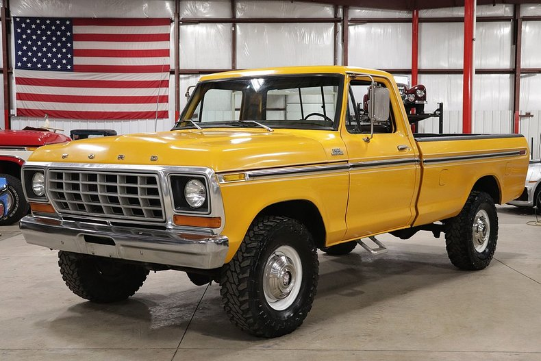 1978 Ford F250 >> 1978 Ford F250 Gr Auto Gallery