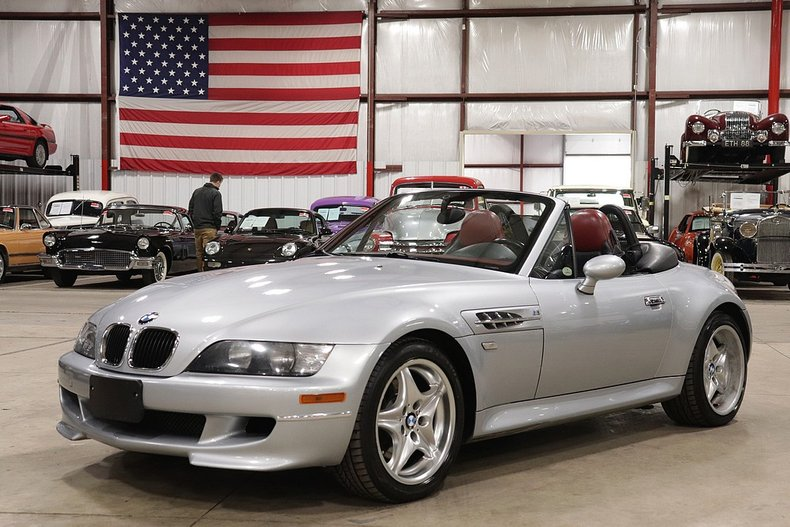 1999 BMW M Roadster For Sale