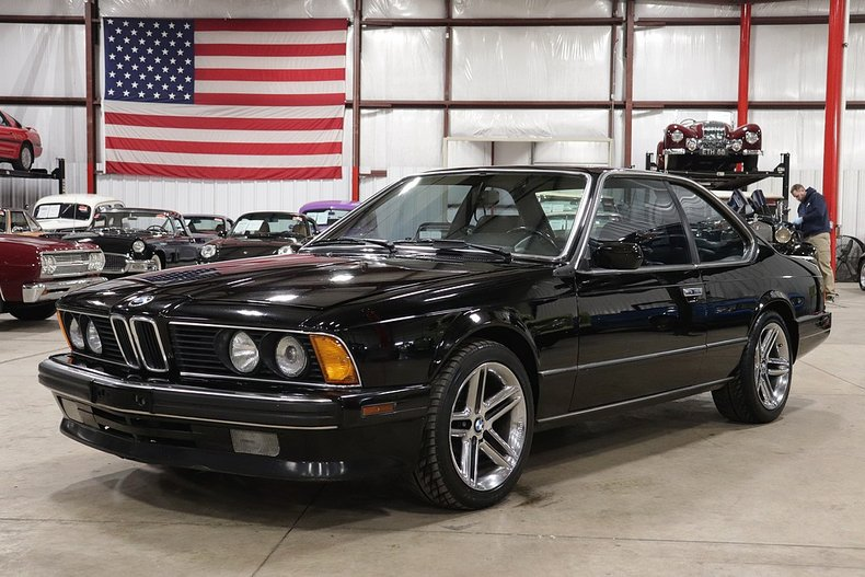 1989 BMW 635 For Sale