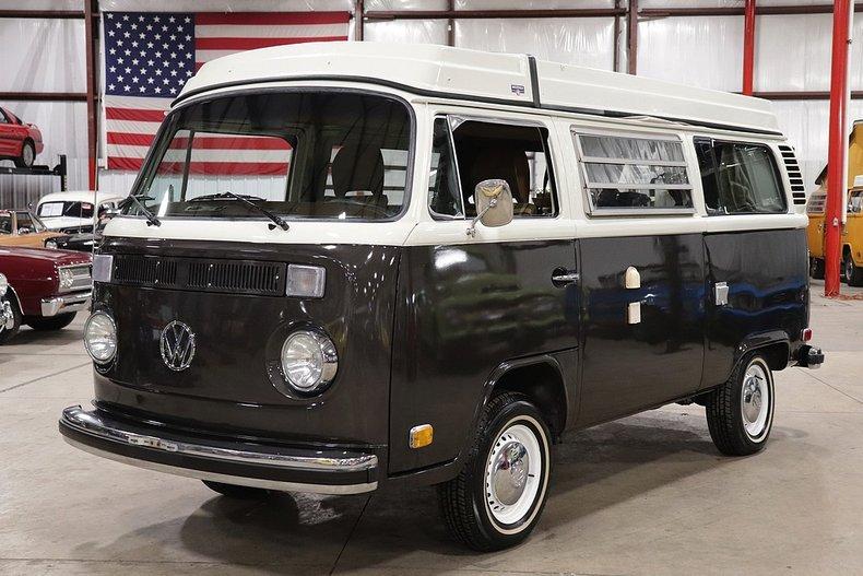 1978 Volkswagen Westfalia For Sale