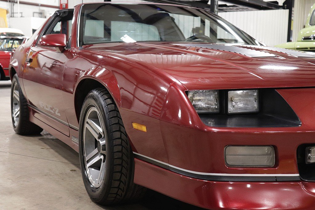 1987 Chevrolet Camaro Z28 for sale #110840 | MCG