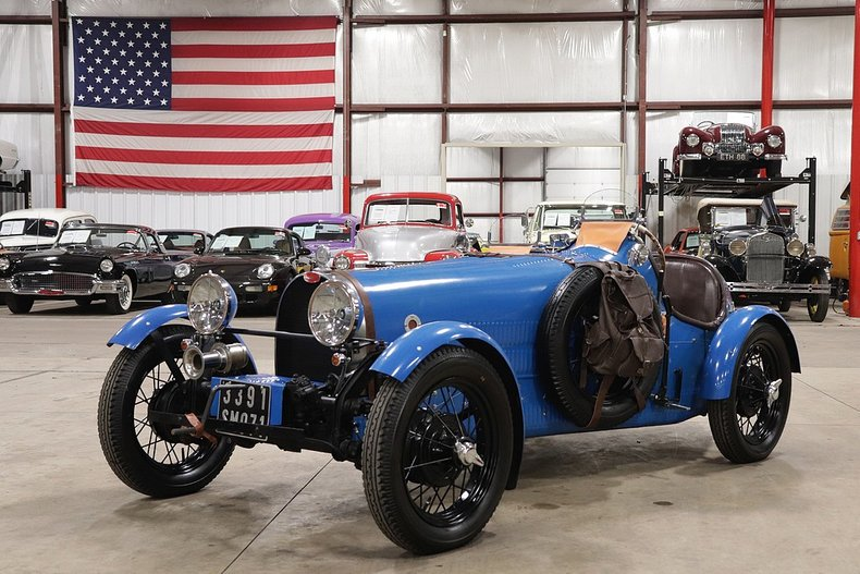1925 bugatti type 35a roadster