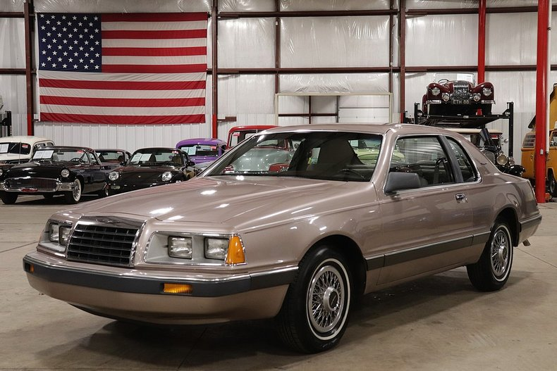 1986 ford thunderbird