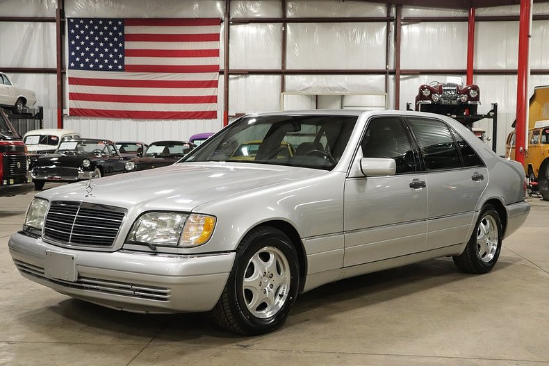 1998 Mercedes-Benz S500 For Sale