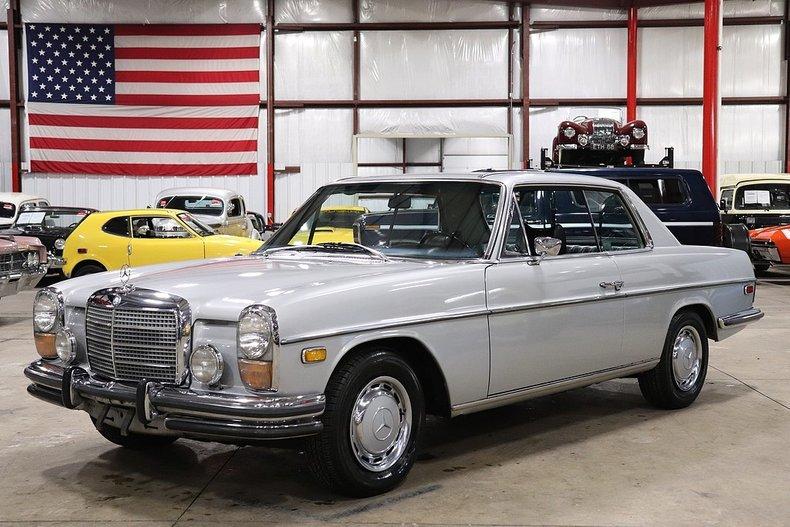 1972 Mercedes-Benz 250C For Sale