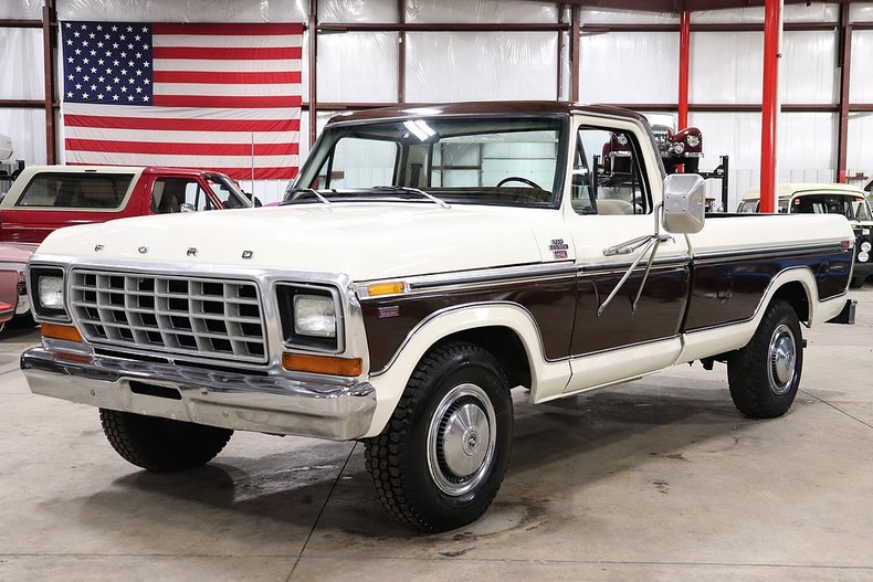 1979 ford f250 lariat camper special