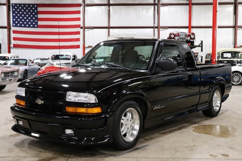 2001 Chevrolet S-10 For Sale