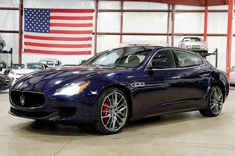 2015 Maserati Quattroporte For Sale
