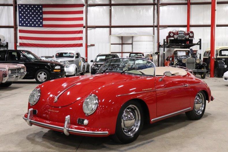 1957 Porsche Speedster For Sale
