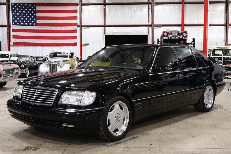 1999 Mercedes-Benz S600 For Sale