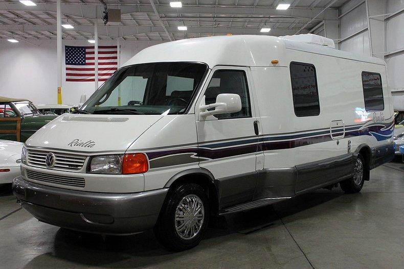 1999 volkswagen rialta camper