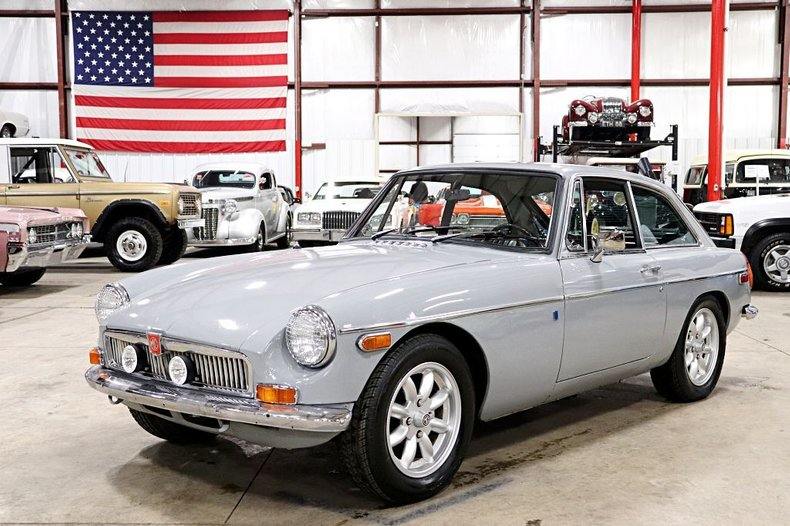 1974 MG BGT For Sale
