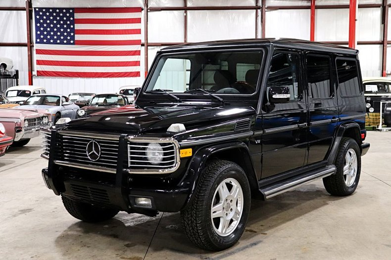 2003 Mercedes-Benz G500 For Sale