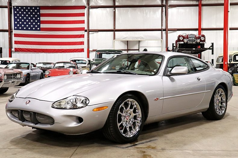 2000 Jaguar XKR For Sale
