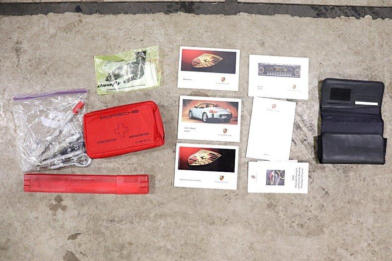 1999 Porsche Boxster for sale #69181 | Motorious