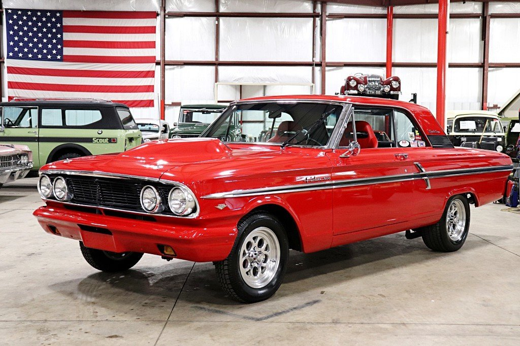 1964 Ford Fairlane 500 for sale #65618 | Motorious