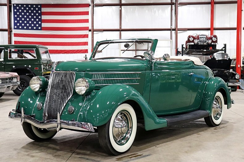 1936 Ford Cabriolet For Sale