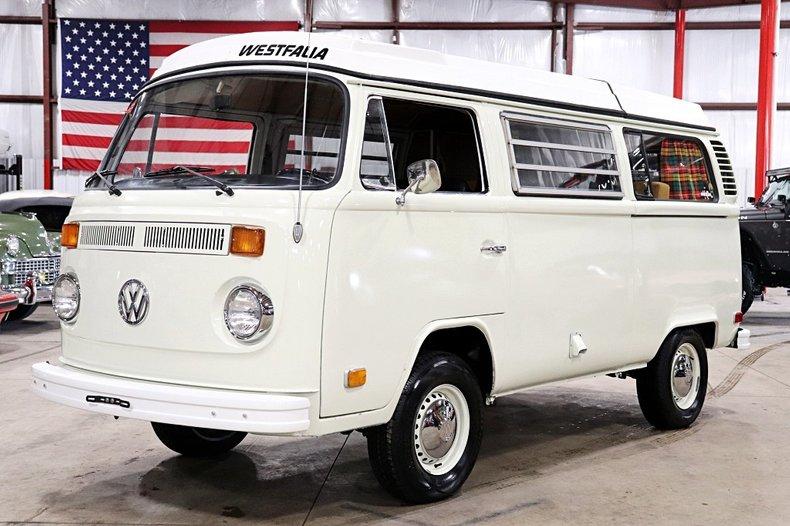 1973 Volkswagen Westfalia For Sale
