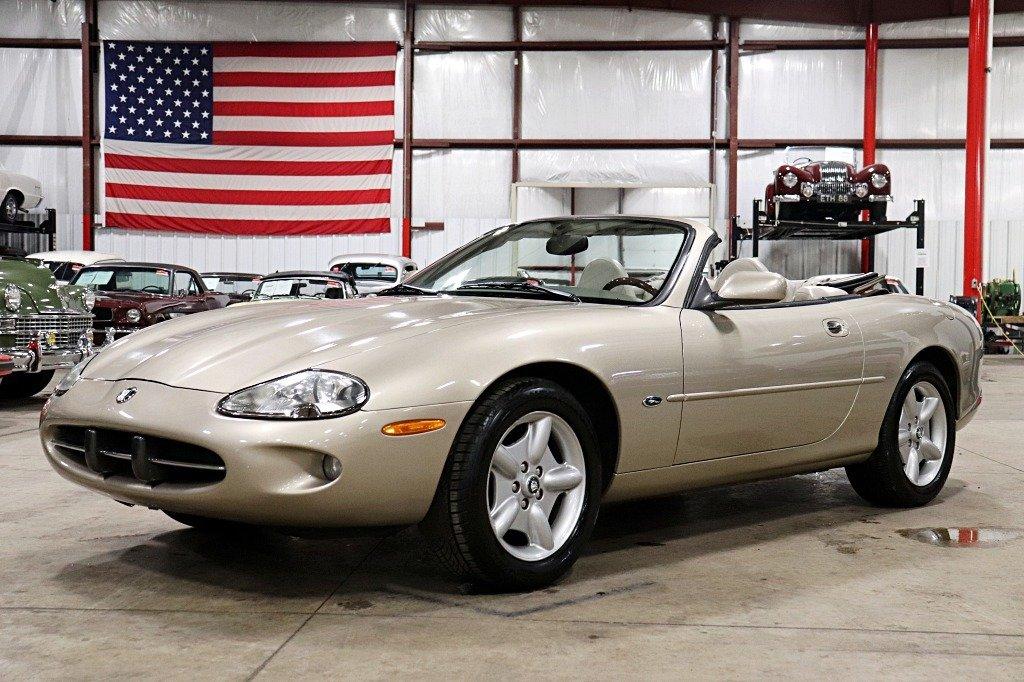 1999 Jaguar XK8 | GR Auto Gallery