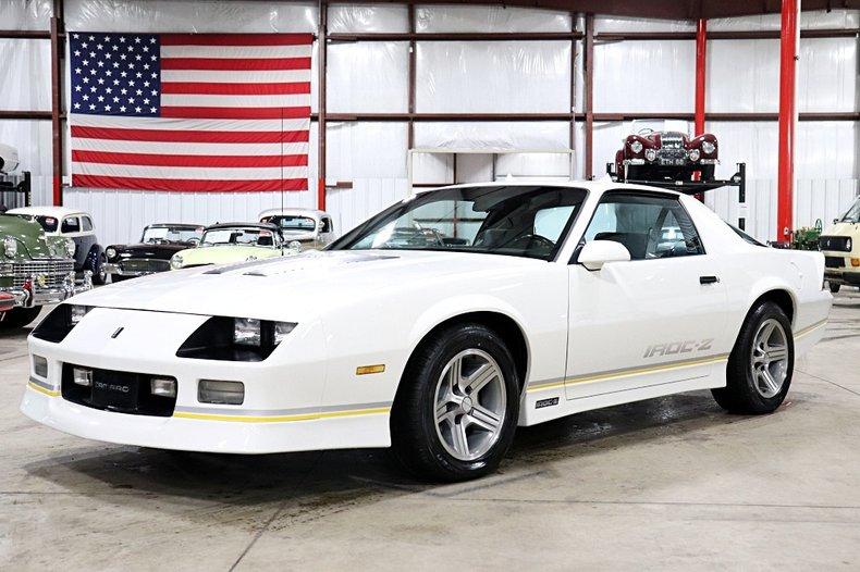 1990 Chevrolet Camaro | GR Auto Gallery