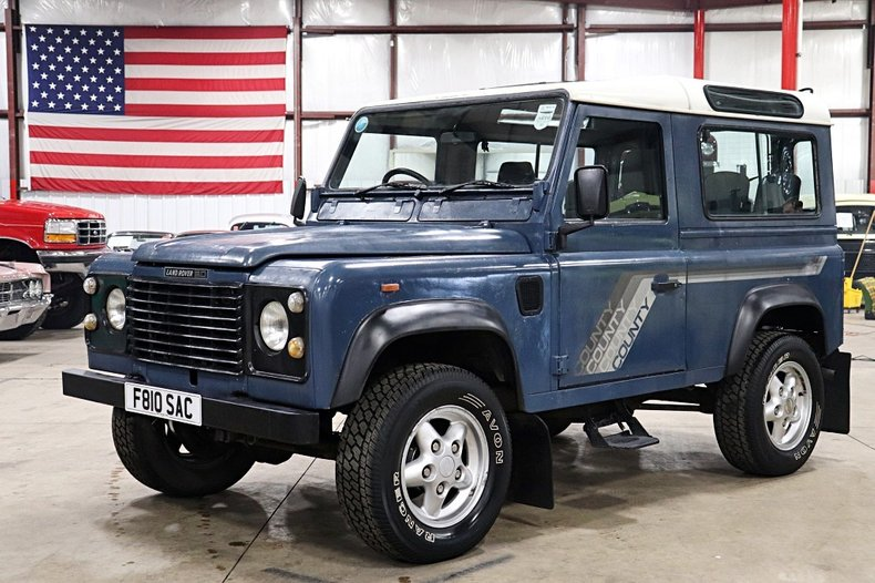 1989 Land Rover Defender 90 For Sale