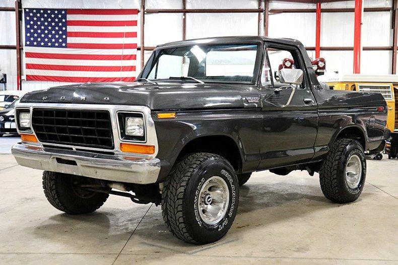 1979 Ford Bronco Ebay