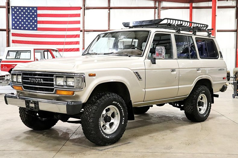 1990 Toyota Land Cruiser For Sale