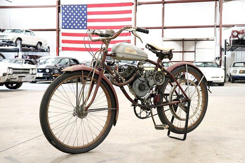 1940 whizzer motorbike
