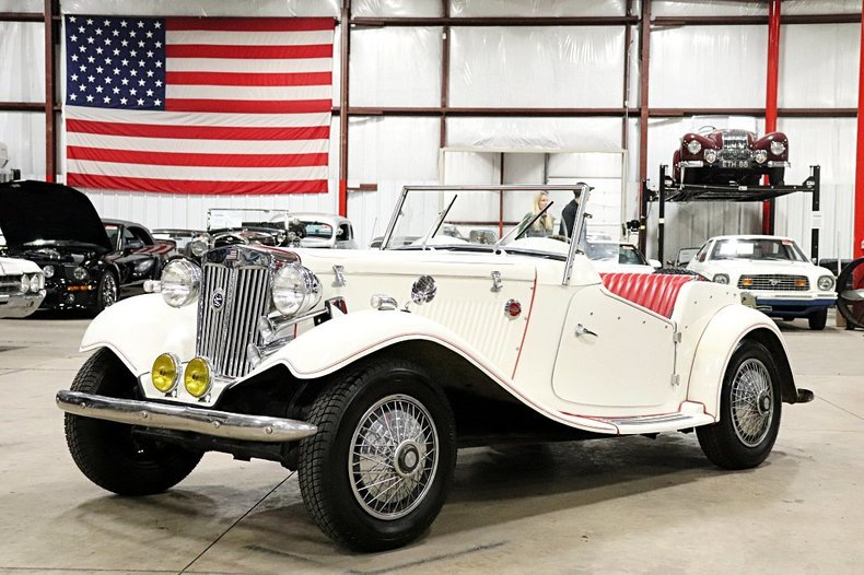 1971 MG TD For Sale