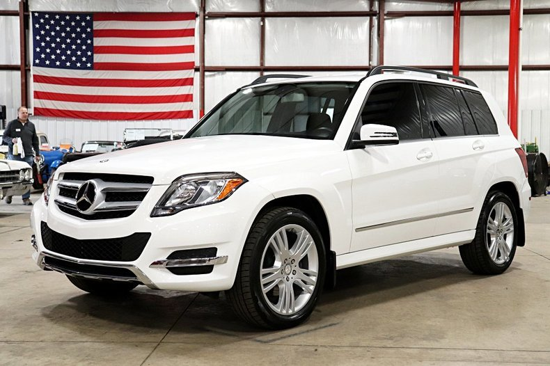 2015 Mercedes-Benz GLK 350 For Sale