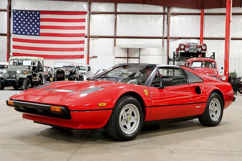 1983 Ferrari 308 For Sale