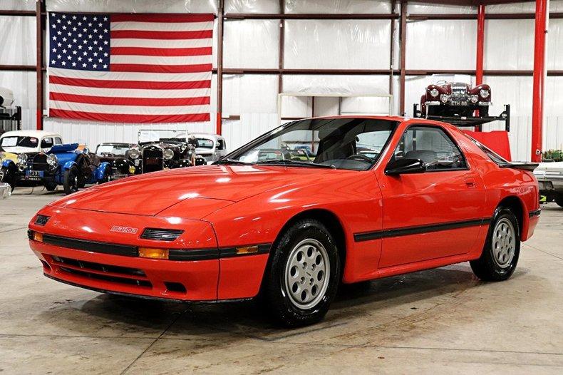 1986 Mazda RX-7 For Sale